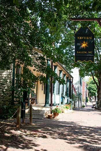 Old Salem Tavern Image