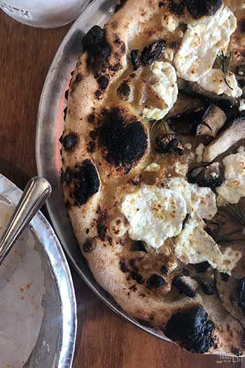 Top Restaurants in Durham NC Pompieri Pizza Image