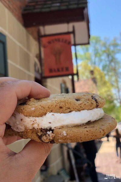 Winston Salem Restaurants Winkler Bakery
