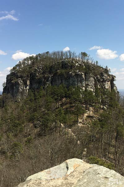 Best Hiking Trails in NC Pilot Mountain State Park