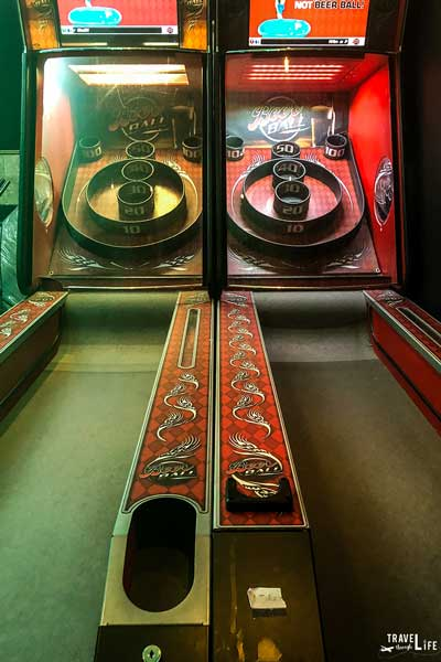 Morgantown Things to Do Starport Arcade and Pub