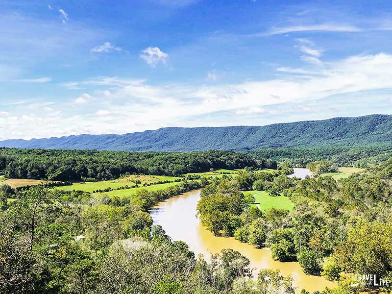 Places to visit in Virginia Shenandoah River State Park Front Royal Va