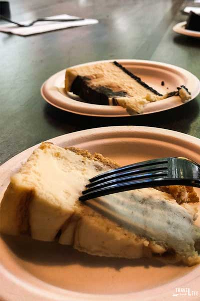 Fun things to do in Greensboro NC Cheesecakes by Alex