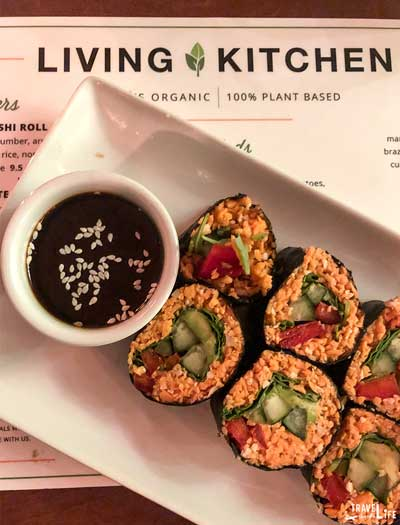 Healthy Charlotte restaurants Living Kitchen