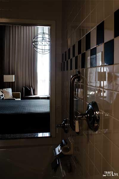 Hotels in Greensboro NC Proximity Hotel Loft King Spa