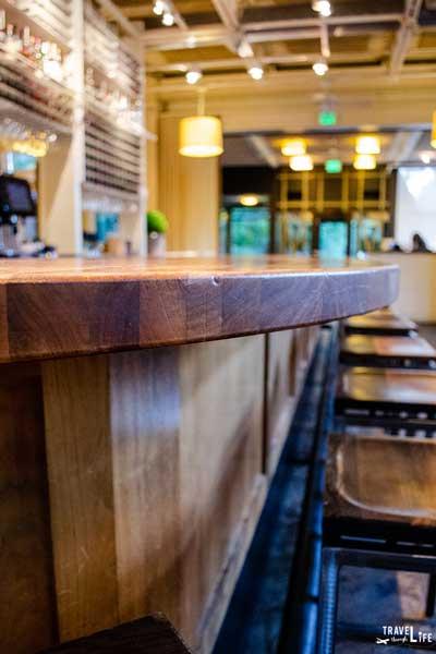 Hotels in Greensboro Proximity Hotel Print Works Bistro Bar