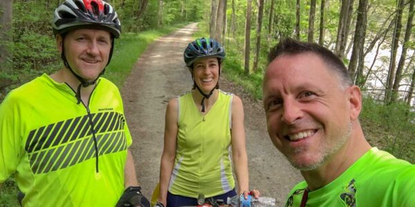 People Who Travel Interview Doug Reigner Allegheny Trail Alliance