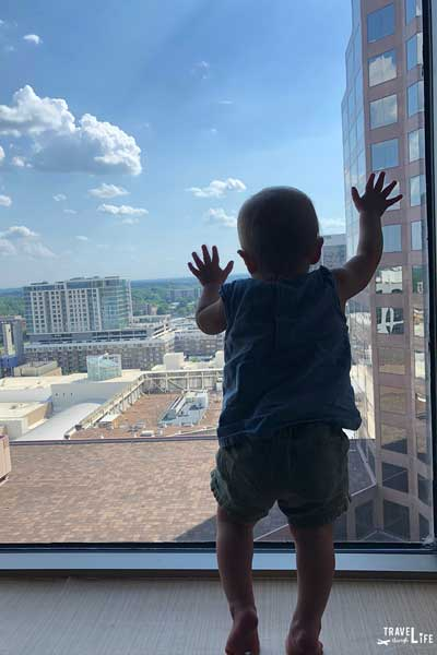 Surviving Travel with a Toddler Travel with Kids