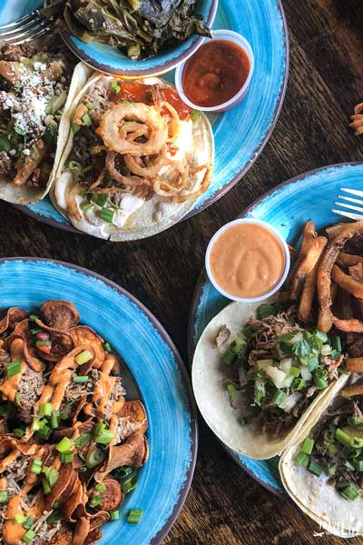 Things to do in Greensboro Crafted the Art of the Taco