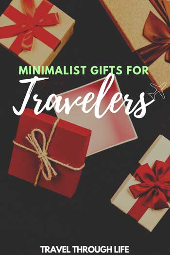 Four Gifts for Christmas Travel Guide Pinnable Image