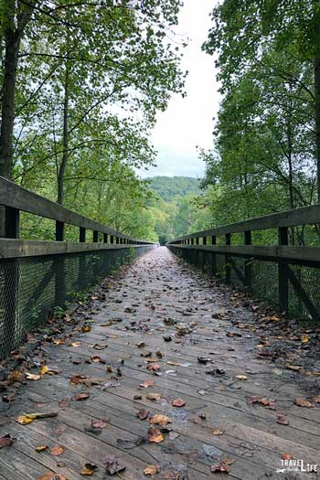 Places to Visit in Pennsylvania GAP Trail