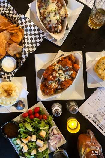 Restaurants in Morgantown WV Iron Horse Tavern