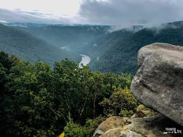 Things to do in Morgantown WV Coopers Rock State Forest