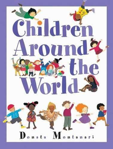 Children's Books Children Around the World Image via Amazon