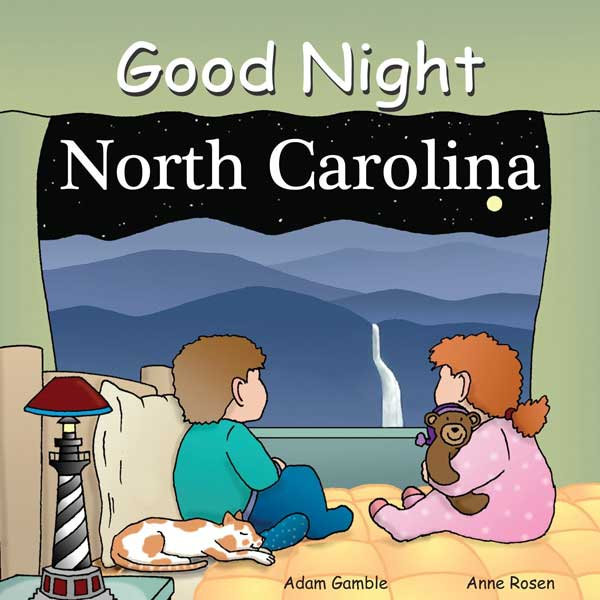 Children's Books Good Night North Carolina Image via Amazon