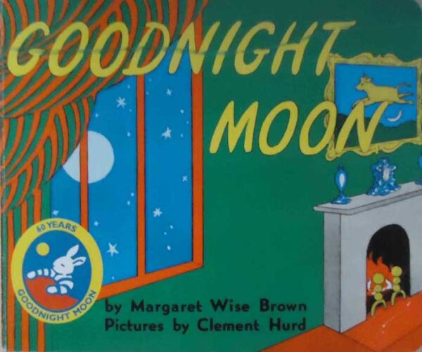 Children's Books Goodnight Moon Image via Amazon