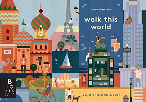 Children's Books Walk this World Image via Amazon