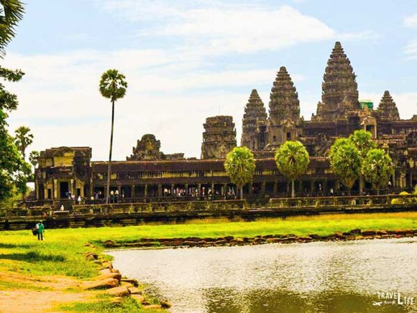 Places to Visit in Southeast Asia Angkor Wat Cambodia Image