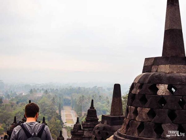 Places to Visit in Southeast Asia Indonesia Borobudur Image