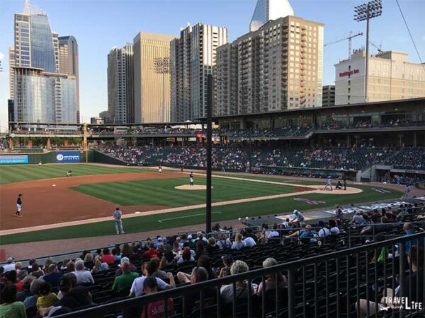 Spring Things to Do in North Carolina Minor League Baseball Charlotte Knights Image
