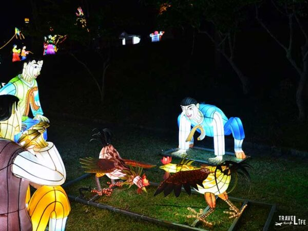 Travel to South Korea Things to Know Jinju Lantern Festival