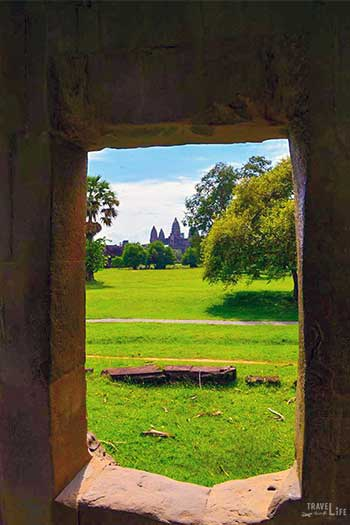 Places to Visit in Cambodia Travel Guide Angkor Wat Image