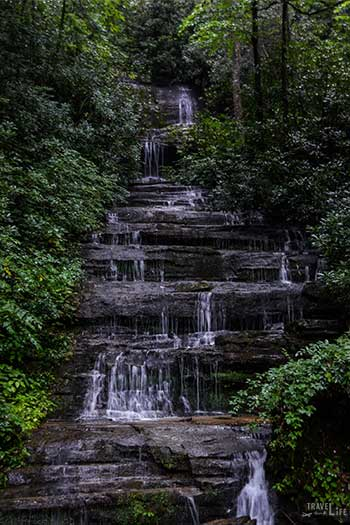 Weekend Things to Do in Brevard NC Key Falls Image