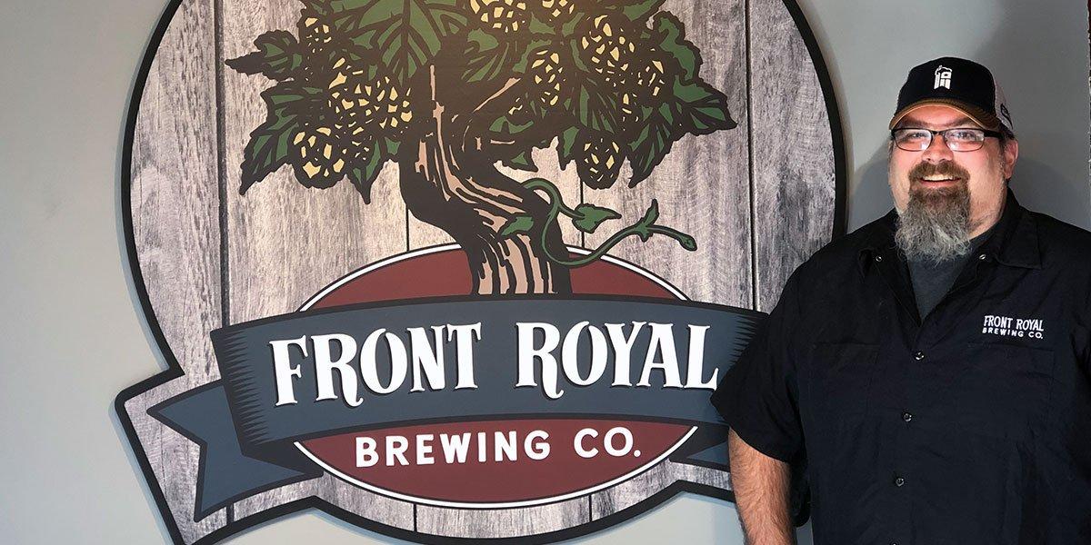 Front Royal Brewing Company Front Royal Va Tim Arndt Interview Photo by Front Royal Brewing Company