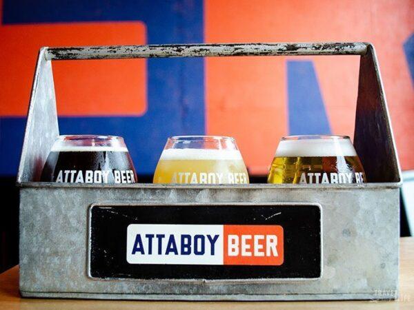Atta Boy Beer Frederick Restaurants and Breweries Image