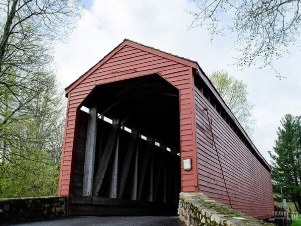 Frederick County MD Historic Covered Bridges Image