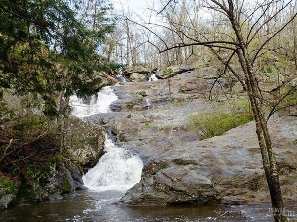 Outdoor Things to do in Maryland Cunningham Falls State Park Image