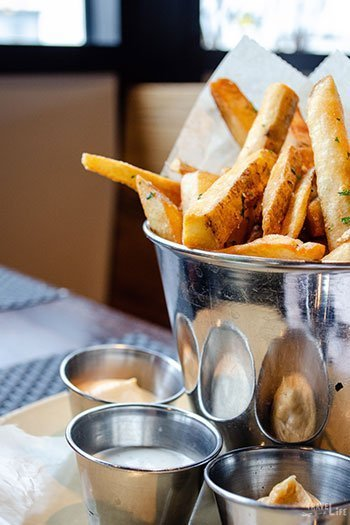 Restaurants in Frederick Maryland Volt Family Meal Potatoes Image