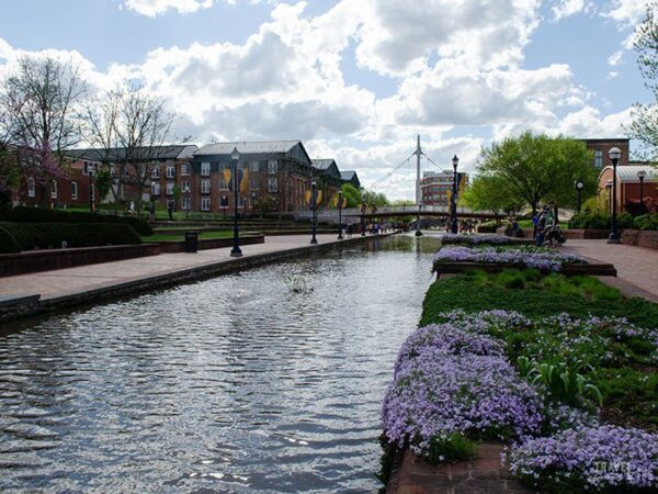 Things to do in Frederick MD Carroll Creek Park Image