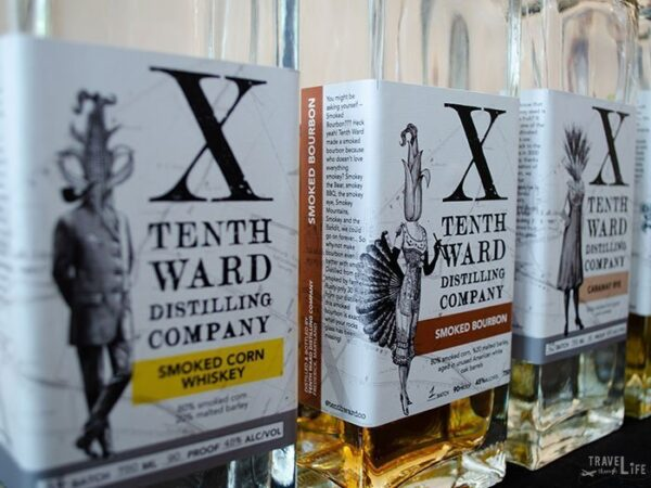 Things to do in Maryland Tenth Ward Distilling Frederick MD Image