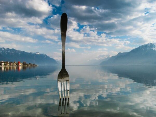 Things to do in Switzerland Lake Geneva Vevey Image by Anna Timbrook