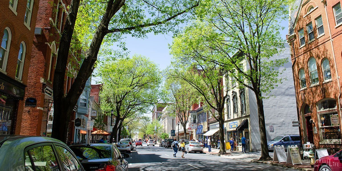 Weekend Things to do in Frederick MD Travel Guide Featured Image