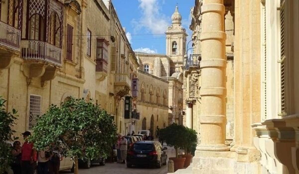 Places to Visit in Malta Mdina Image by Ricky Marshall