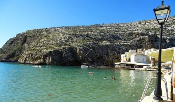 Places to Visit in Malta Xlendi Bay Image by Ricky Marshall