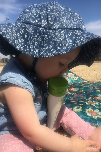 Summer Holiday Checklist for Traveling with Toddlers Image