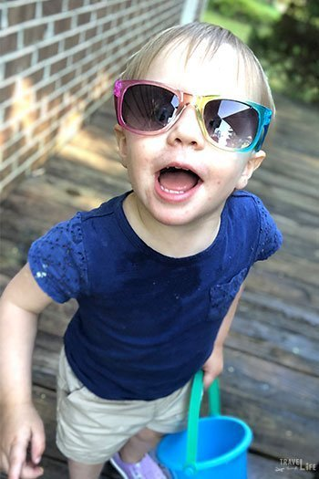 Summer Holiday Packing List for Traveling with Toddlers Image