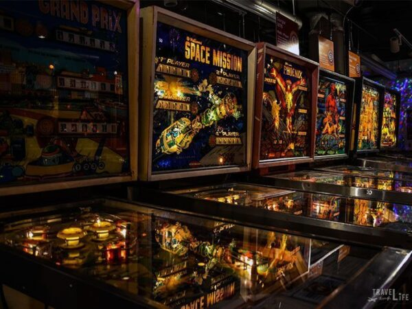 Things to Do in Virginia Roanoke Pinball Museum Center in the Square Image