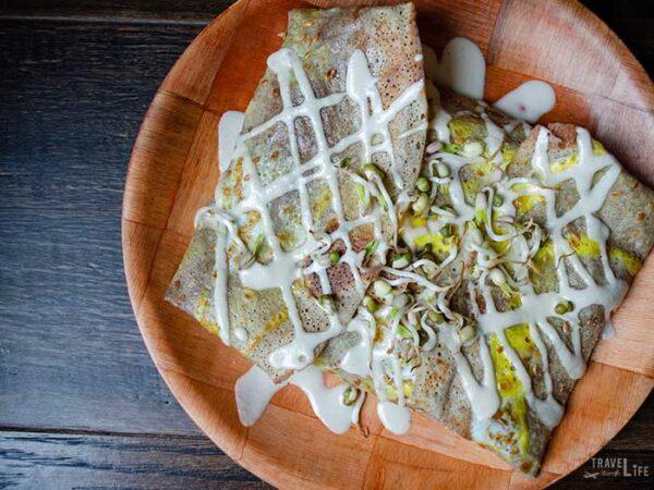 Best Food in Roanoke Virginia Garden Song Eco Cafe Image