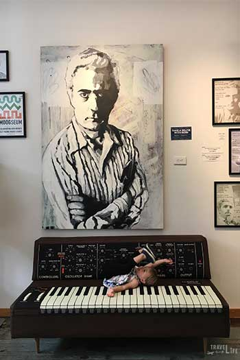 Asheville NC Attractions Moogseum Image