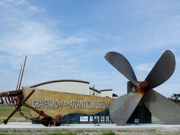 Graveyard of the Atlantic Museum NC Image