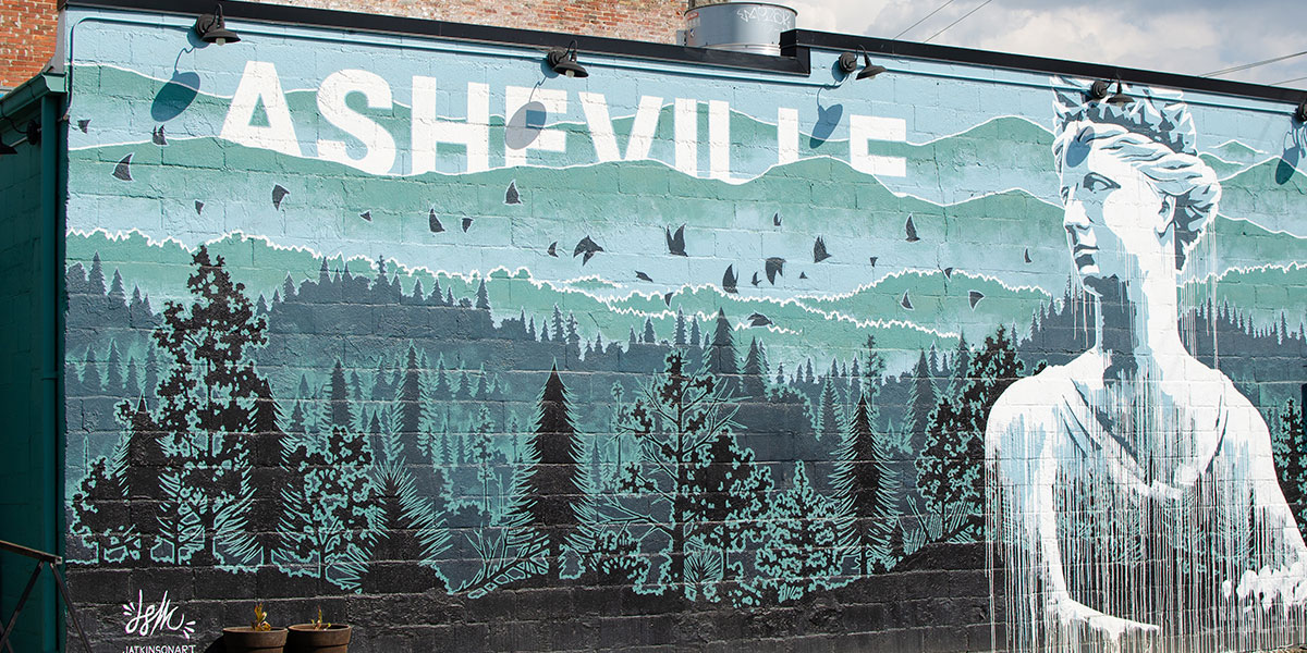 Things to Do in Asheville NC Weekend Travel Guide Featured Image