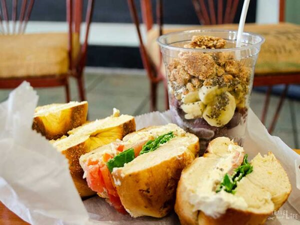 Things to Do in The Outer Banks Barrier Island Bagels Image