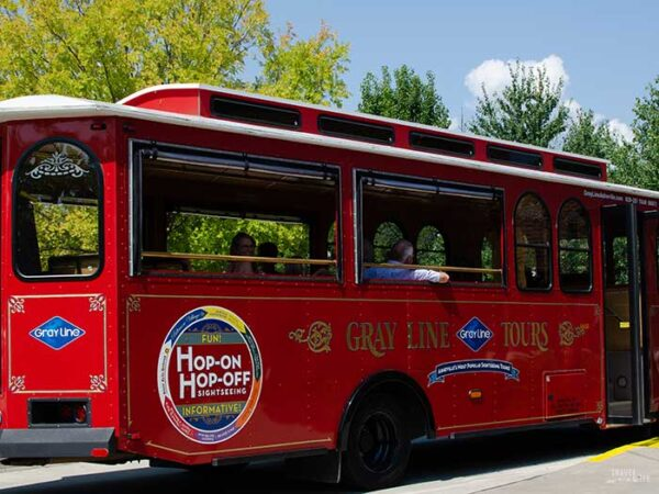 What to Do in Asheville NC Gray Line Trolley Tour Image