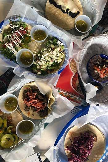 Asheville NC Restaurants White Duck Taco Image