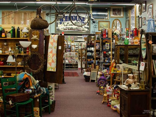 Things to Do in Asheboro NC Antiquing Image