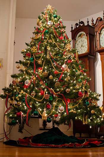 Bethlehem Christmas Lights Image